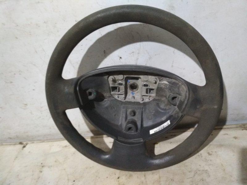 Руль Renault Logan 1 LS0H K4M (б/у)