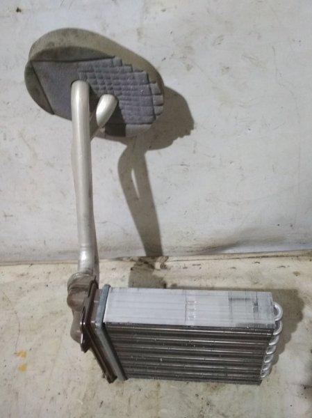 Радиатор печки Renault Logan 1 LS0H K4M (б/у)