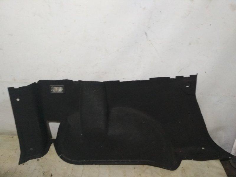 Обшивка багажника боковая Lada Largus K4M 2015 задняя левая (б/у)