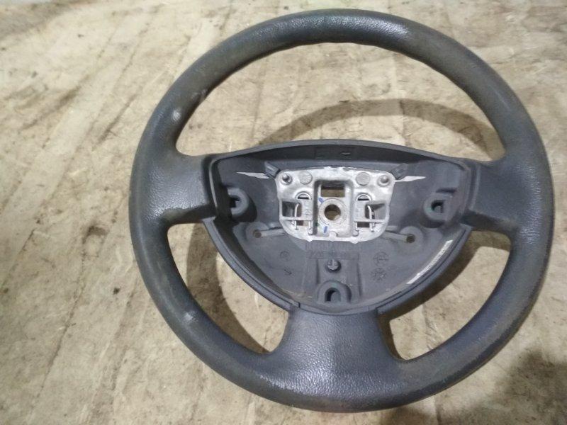 Руль Renault Logan 1 LS0H K4M 2012 (б/у)