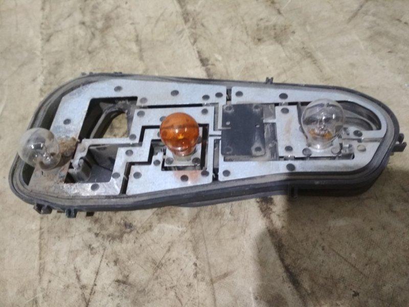 Плата фонаря Renault Logan 1 LS0H K4M 2012 левая (б/у)