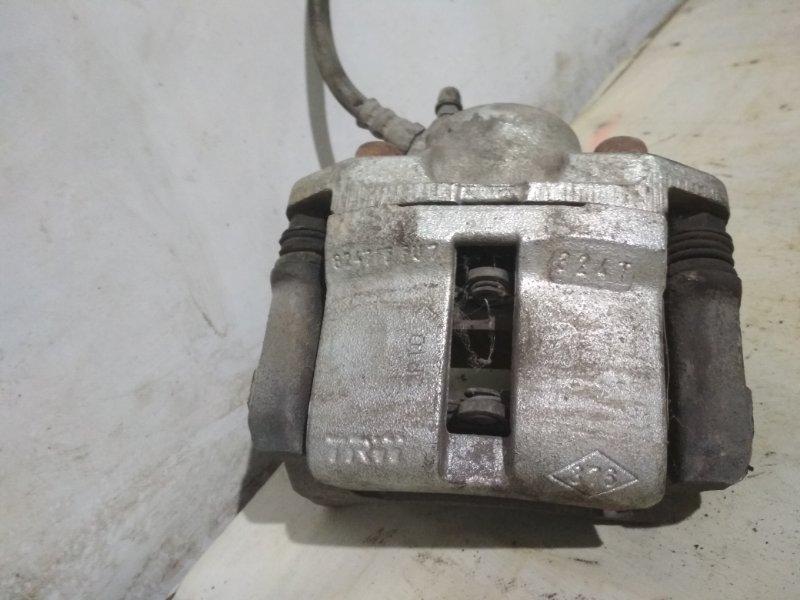 Суппорт тормозной Lada Largus 2005 передний правый (б/у)
