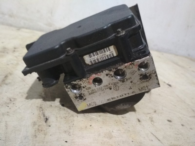 Блок abs насос Renault Logan 1 2004 (б/у)
