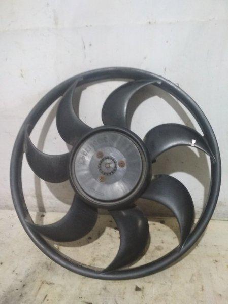 Вентилятор радиатора Renault Logan 1 2004 передний (б/у)