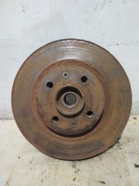 Тормозной диск Renault Kangoo 1 1999 правый (б/у)