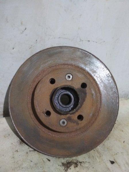Тормозной диск Renault Kangoo 1 1999 левый (б/у)
