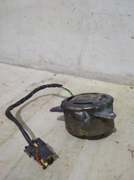 Моторчик вентилятора радиатора передний (б/у)