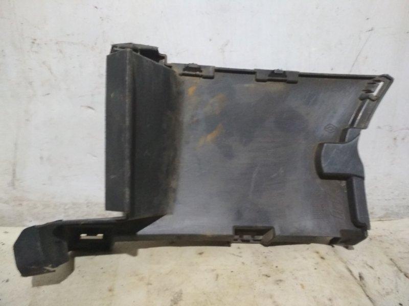 Дефлектор радиатора Renault Logan 2 L8 2014 передний правый (б/у)