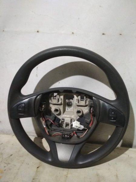 Руль Renault Logan 2 L8 K7M 2016 передний (б/у)