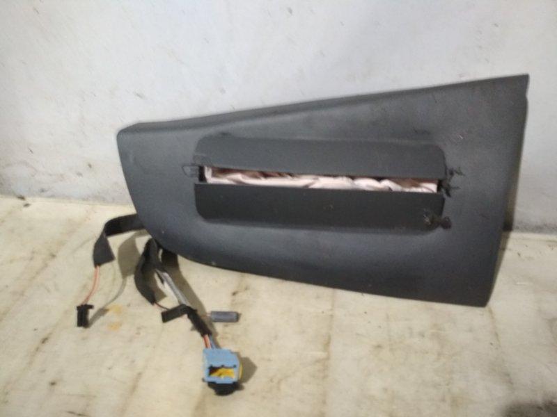 Подушка безопасности пассажира Renault Logan 2 L8 K7M 2016 передняя правая (б/у)