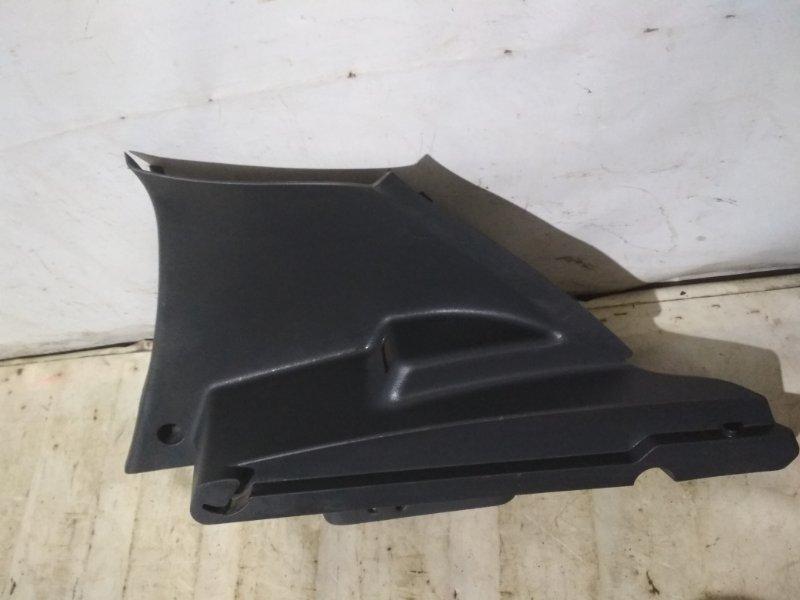 Обшивка стойки Renault Sandero Stepway 1 BS11 задняя правая (б/у)