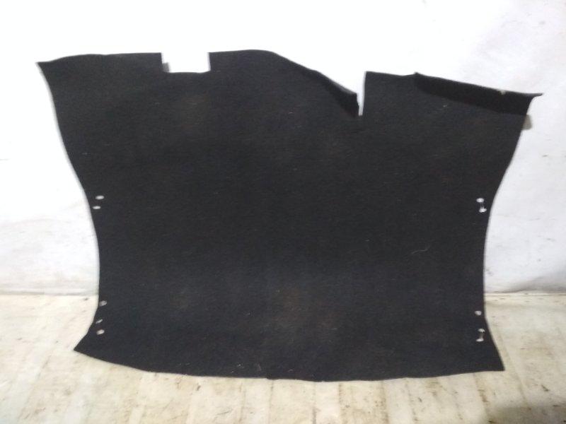 Обшивка пола багажника Renault Sandero Stepway 1 BS11 задняя (б/у)
