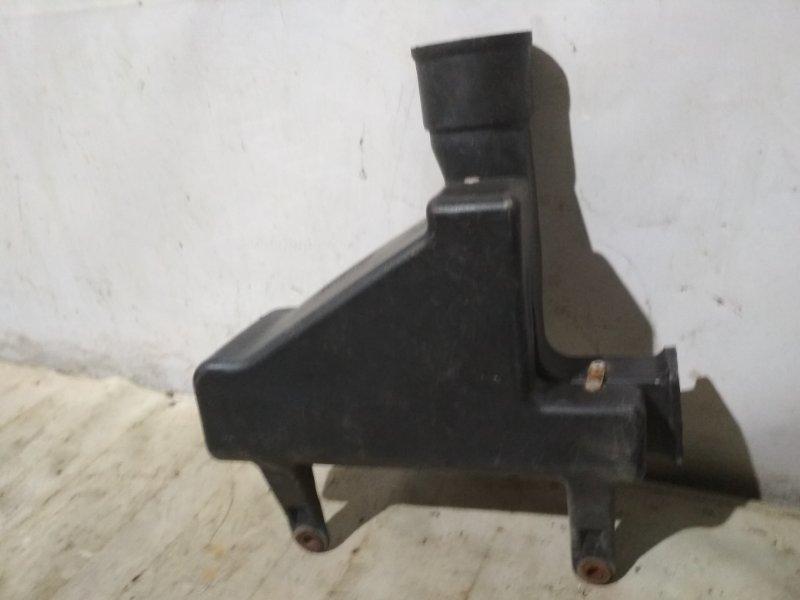 Резонатор с воздуховодом воздушного фильтра б/у. корея hyundai accent 2 хюндай (б/у)