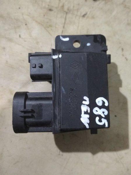 Резистор вентилятора Renault Logan 2 L8 2014 (б/у)