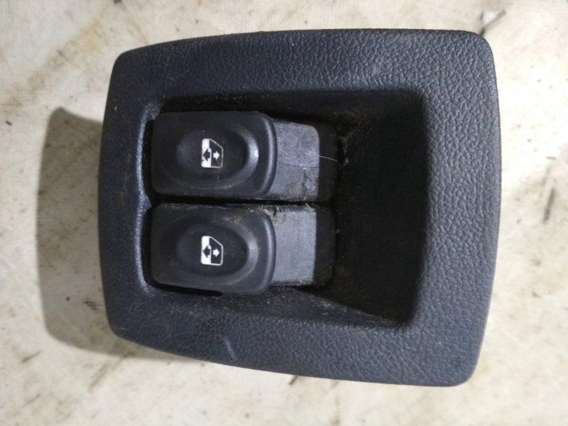 Кнопка стеклоподъемника Renault Logan 1 2004 задняя (б/у)