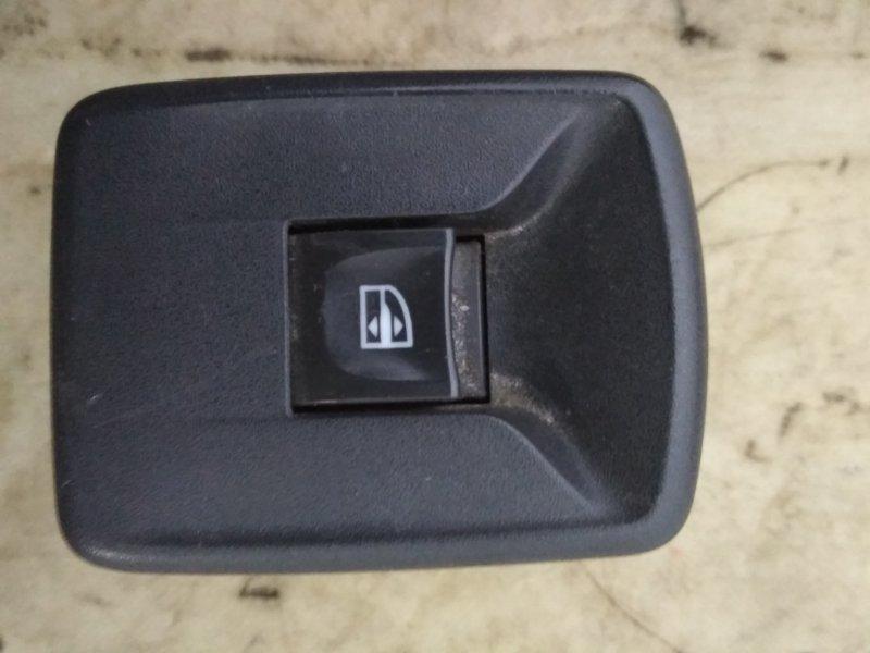 Кнопка стеклоподъемника Renault Logan 2 L8 K7M 2016 передняя правая (б/у)