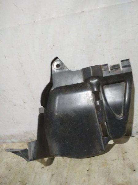 Пыльник двигателя Renault Logan 1 LS K7M 2010 передний левый (б/у)