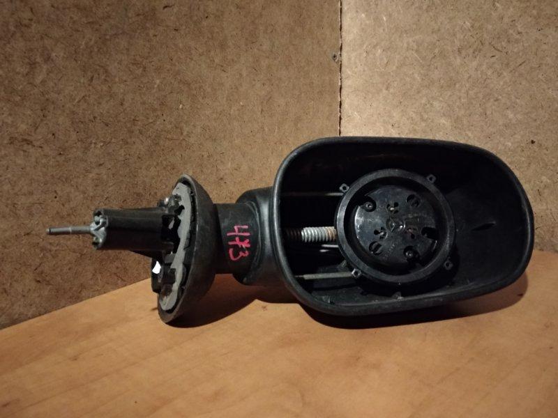 Корпус зеркала Renault Logan 1 2005 передний правый (б/у)