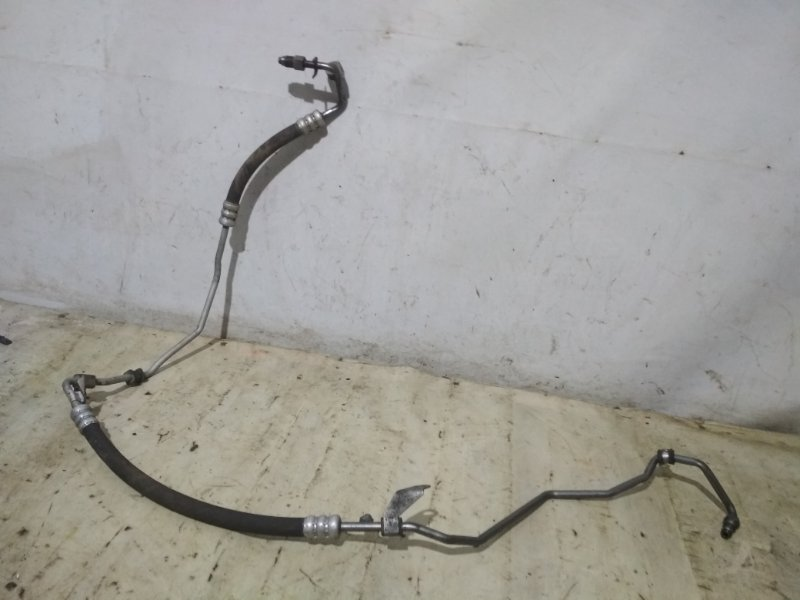 Трубка гур высокого давления Nissan Almera G15 2013 (б/у)