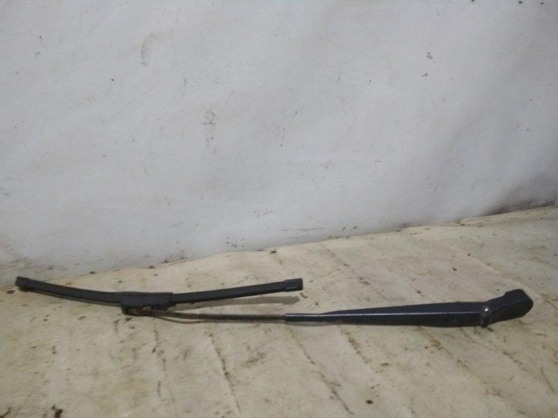 Поводок стеклоочистителя Renault Logan 1 LS0H K7J 710 2008 передний правый (б/у)