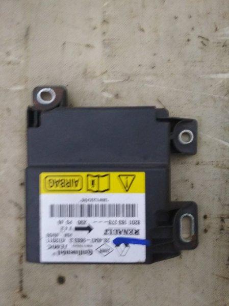 Блок управления srs (безопасности) Renault Sandero Stepway 1 K7M 710 2011 (б/у)