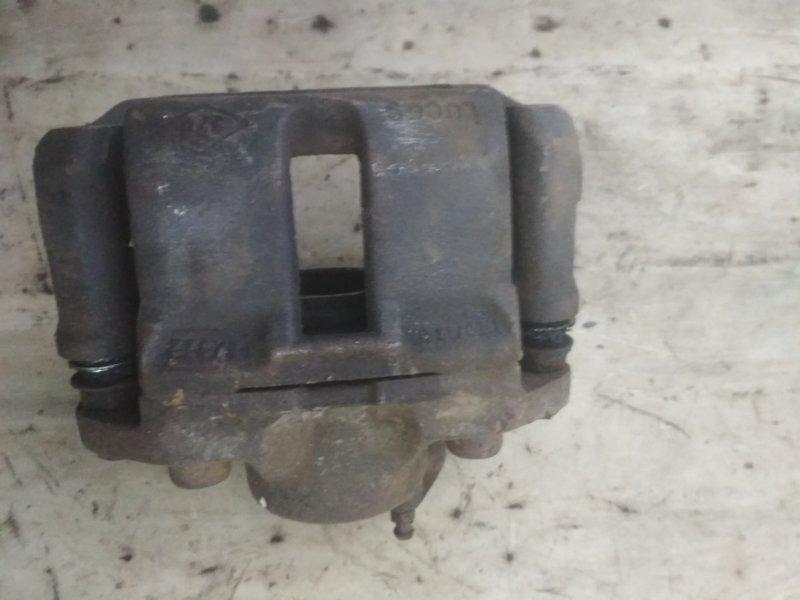Суппорт тормозной Renault Logan 1 2004 передний правый (б/у)