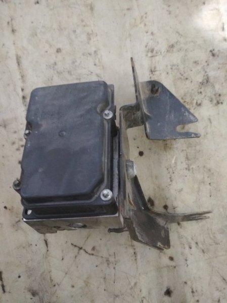 Блок abs насос Renault Sandero Stepway 1 K7M 710 2011 (б/у)
