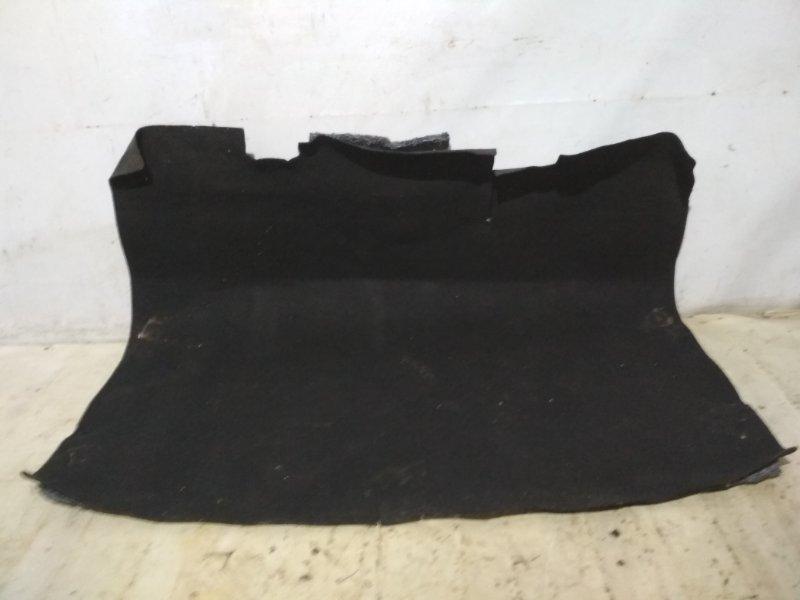 Обшивка пола багажника Renault Sandero Stepway 1 K7M 710 2011 задняя (б/у)