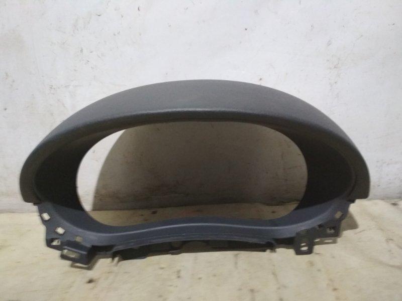 Козырек панели приборов Renault Sandero Stepway 1 K7M 710 2011 передний (б/у)