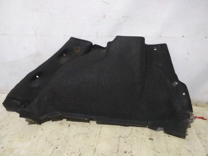 Обшивка багажника боковая Renault Sandero Stepway 1 K7M 710 2011 задняя правая (б/у)