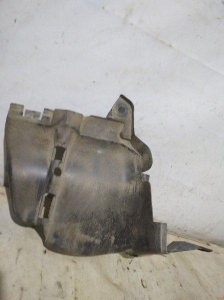 Пыльник двигателя Lada Largus K4M 2015 передний правый (б/у)