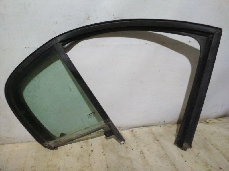Форточка двери Renault Megane 2 2004 задняя правая (б/у)