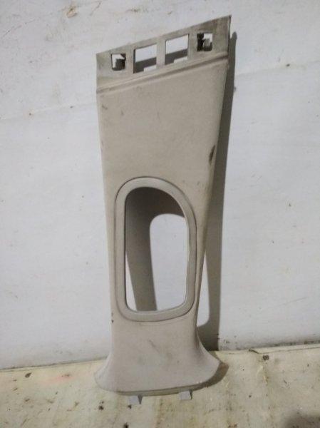 Обшивка стойки Renault Megane 2 2004 передняя правая (б/у)