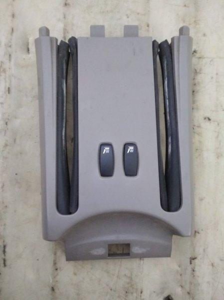 Консоль ручника Renault Megane 2 2004 (б/у)
