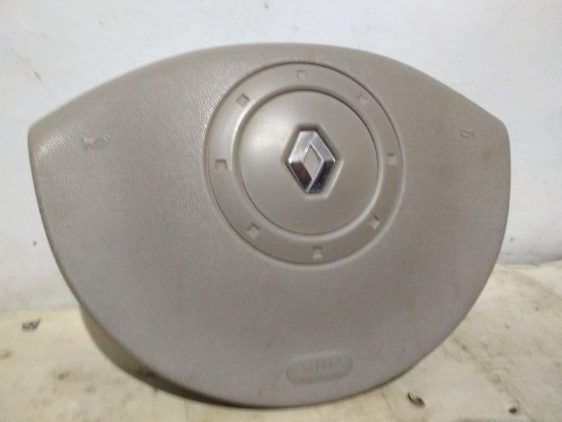 Подушка безопасности в руль Renault Megane 2 2004 (б/у)