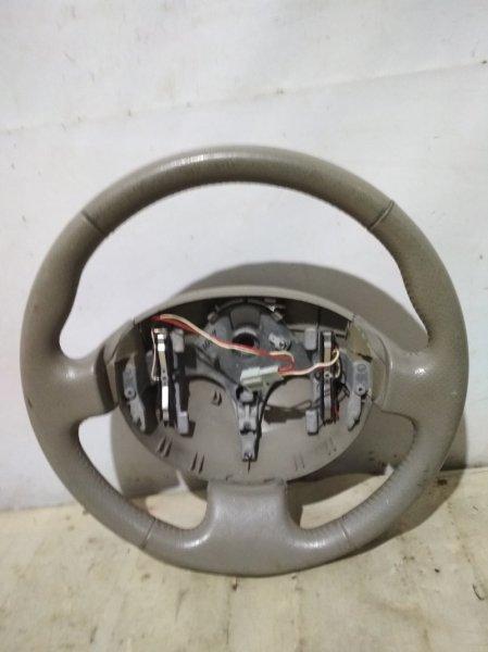 Руль Renault Megane 2 2004 (б/у)