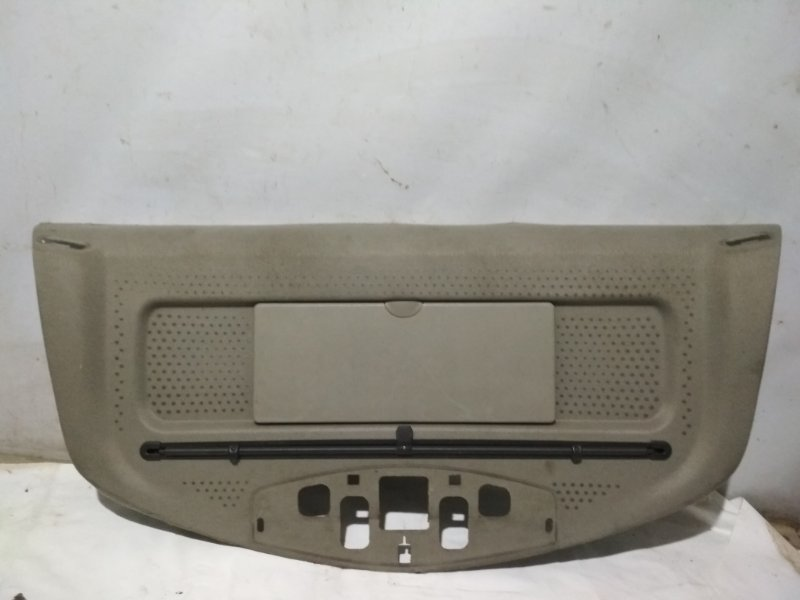 Полка салона Renault Megane 2 2004 задняя (б/у)