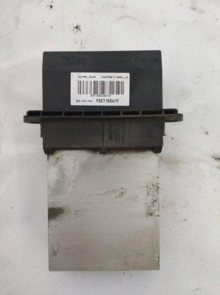 Резистор печки Renault Megane 2 2004 (б/у)