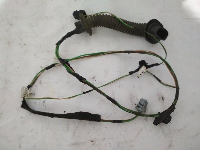 Проводка двери Lada Largus K4M 2015 задняя правая (б/у)