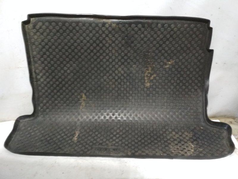 Коврик багажника Renault Megane 2 2004 задний (б/у)