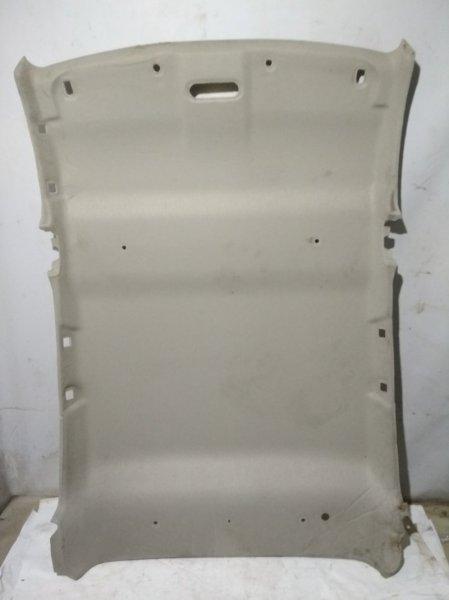 Обшивка потолка Renault Sandero Stepway 1 K7M 710 2011 (б/у)