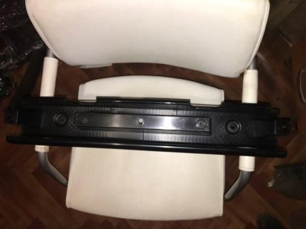 Усилитель бампера Lada Vesta передний