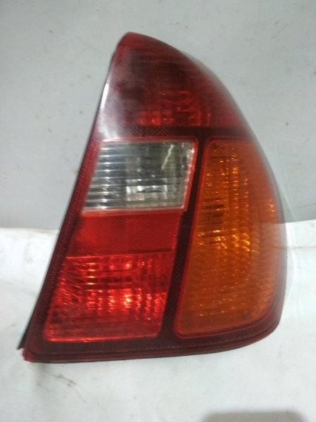 Фонарь Renault Symbol 1 1998 задний правый (б/у)