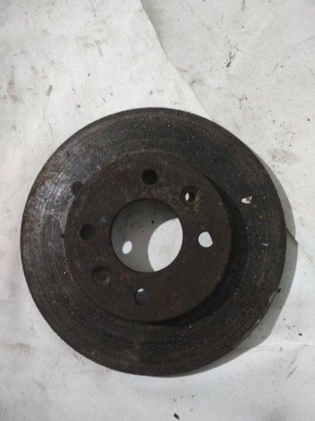 Тормозной диск Renault Symbol 1 К7М 2004 (б/у)