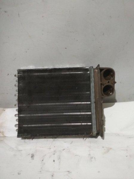 Радиатор печки Renault Logan 1 LS K7M 2011 (б/у)