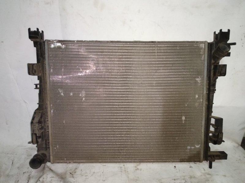 Радиатор охлаждения Renault Logan 2 L8 K7M 2014 (б/у)