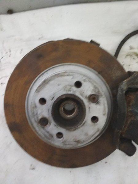 Тормозной диск Renault Logan 1 LS K7M 2011 передний правый (б/у)