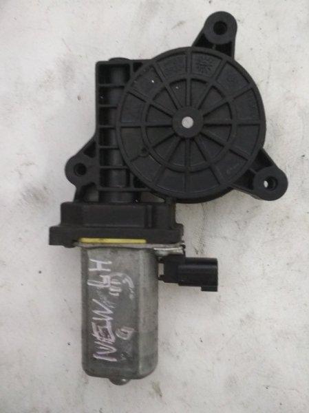 Моторчик стеклоподъёмника Renault Logan 2 передний левый (б/у)
