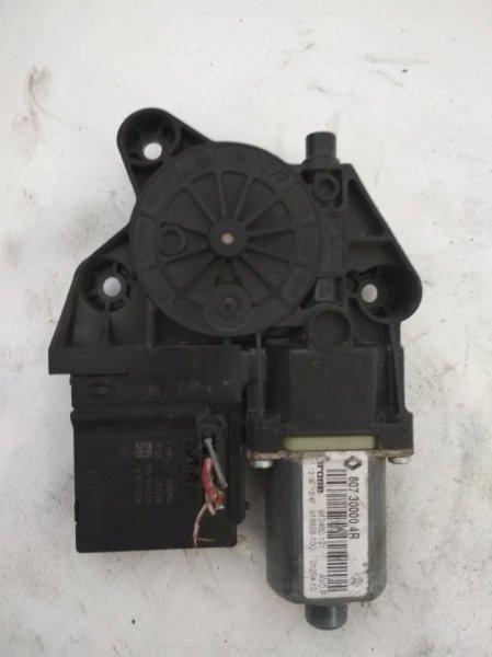Мотор стеклоподъемника Renault Megane 3 передний правый (б/у)