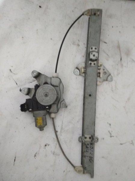 Электростеклоподъемник Renault Koleos задний левый (б/у)